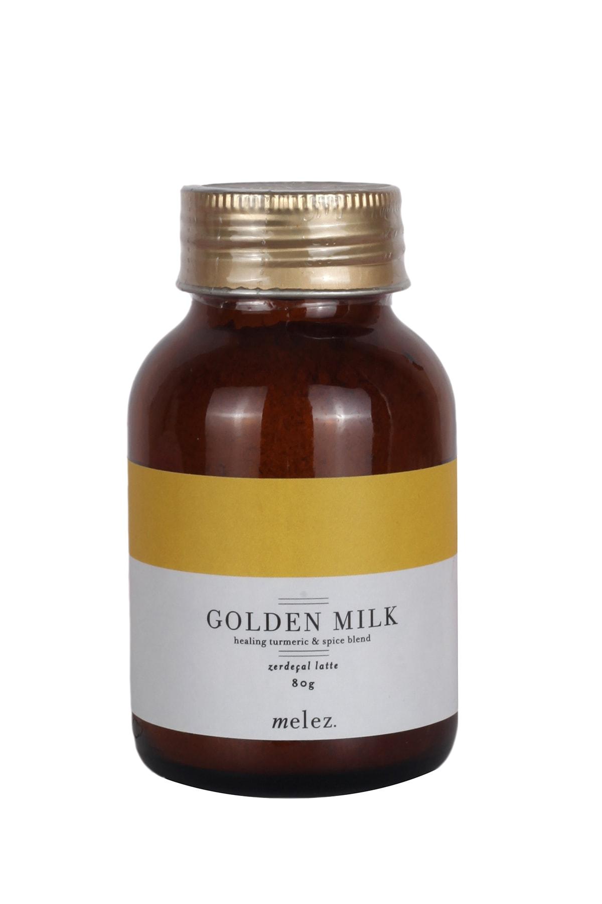 Melez Tea Melez Golden Milk ( Zerdaçal Özel Karışım Toz  )