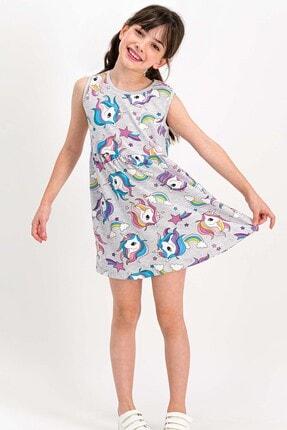 ROLY POLY Unicorn Karmelanj Kız Çocuk Homewear Elbise