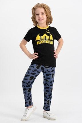 ROLY POLY Rolypoly L1146-2 Batman Erkek Çocuk Pijama Takım