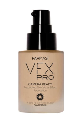 Farmasi Fondöten - Vfx Pro Camera Ready Foundation Dark Beige No: 03 30 ml 8690131769567