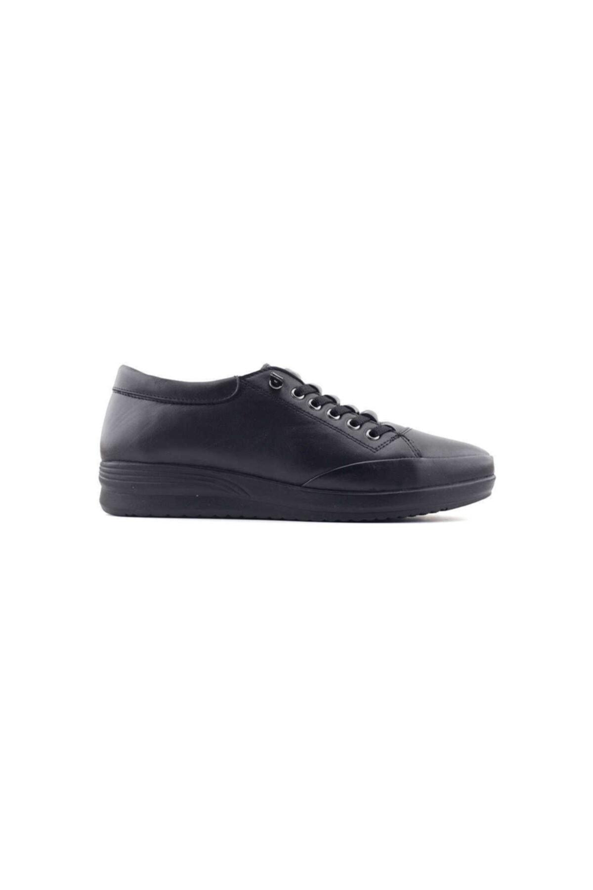 Kayra Kadın Siyah Günlük Ayakkabı 1