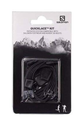 Salomon Unisex Bağcık - Quiklace Kit Bağcık - 326672