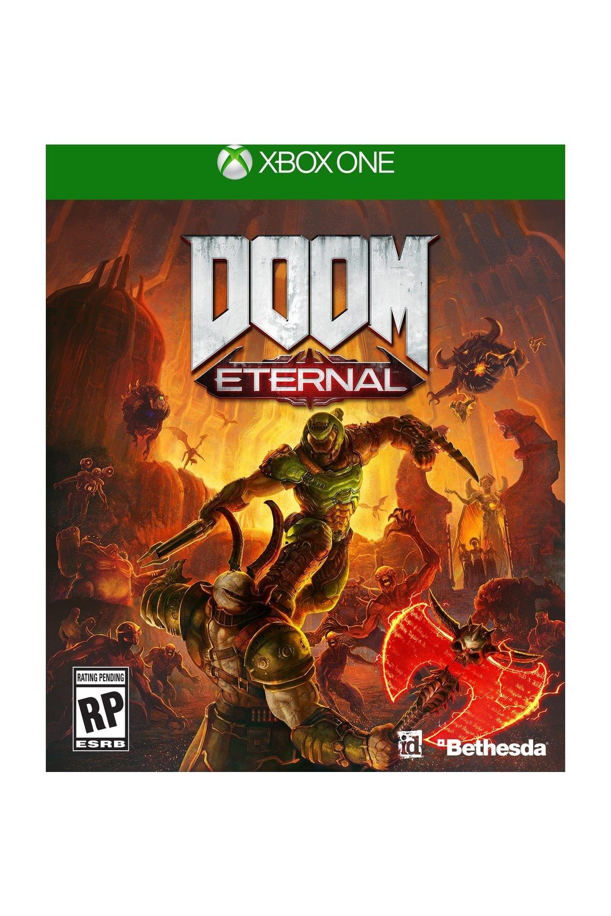 BETHESDA Doom Eternal Xbox One Oyun 1