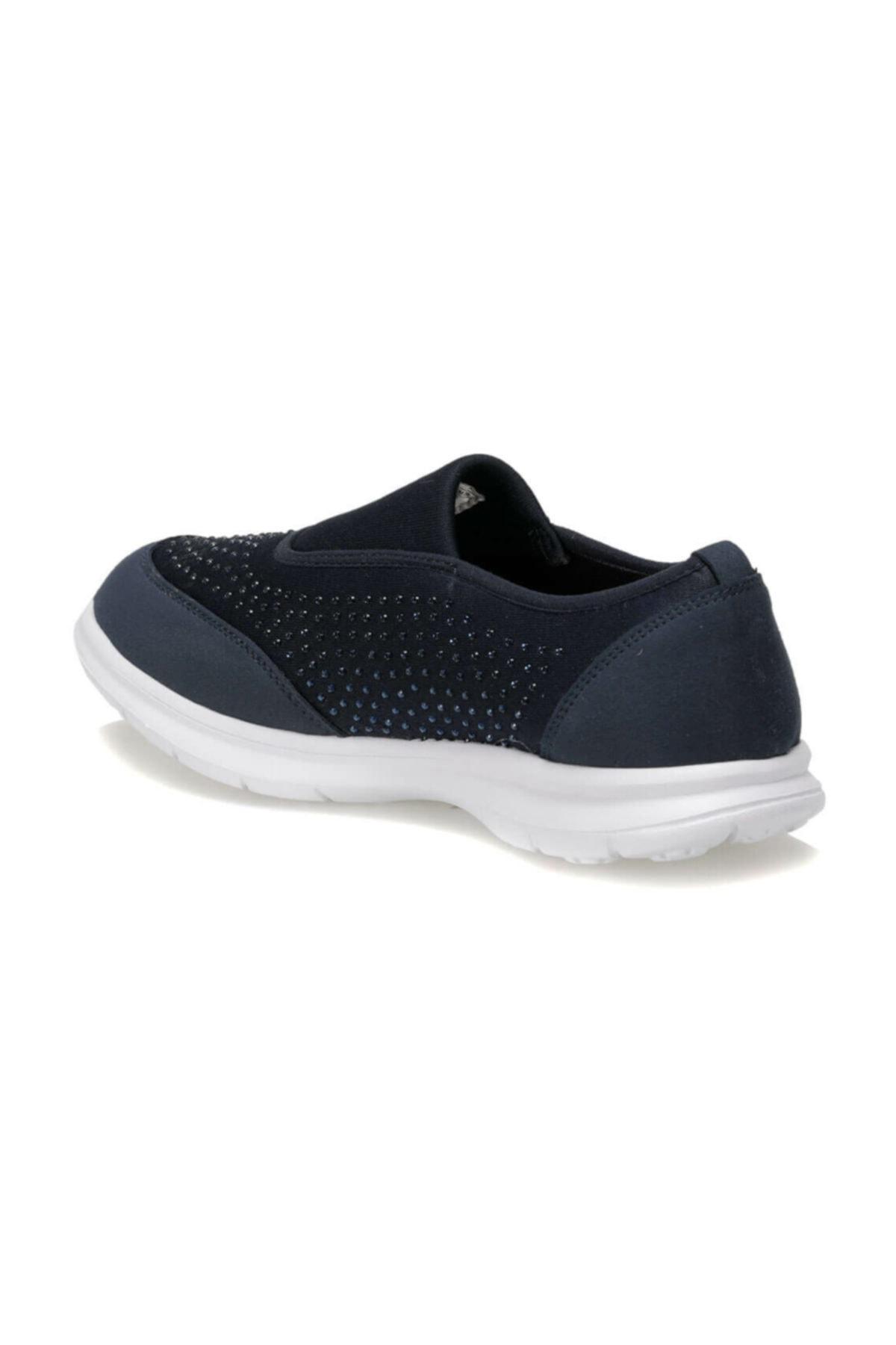 Butigo CS18116-19IY Lacivert Kadın Slip On Ayakkabı 100352232 2