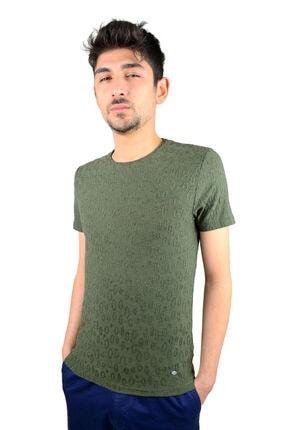 Mcr T-shirt Düz Renk Leo Model 36461
