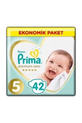 Prima Premium Care Bebek Bezi 5 Beden 11-18 Kg 42 Adet