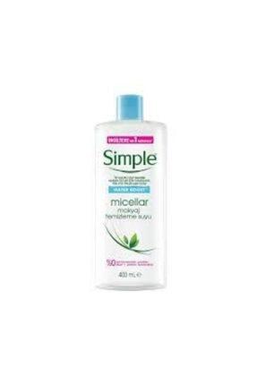 Simple Water Boost Micellar Makyaj Temizleme Suyu 400 ml