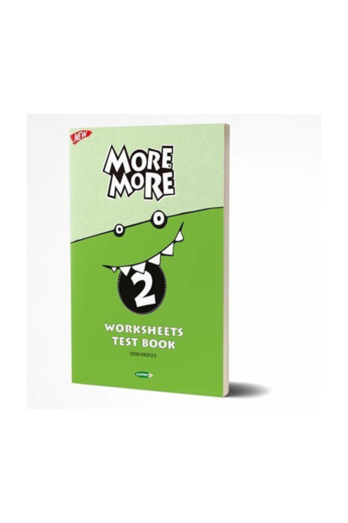 Kurmay Yayınları ?Kurmay ELT More and More Worksheets Test Book 2 1