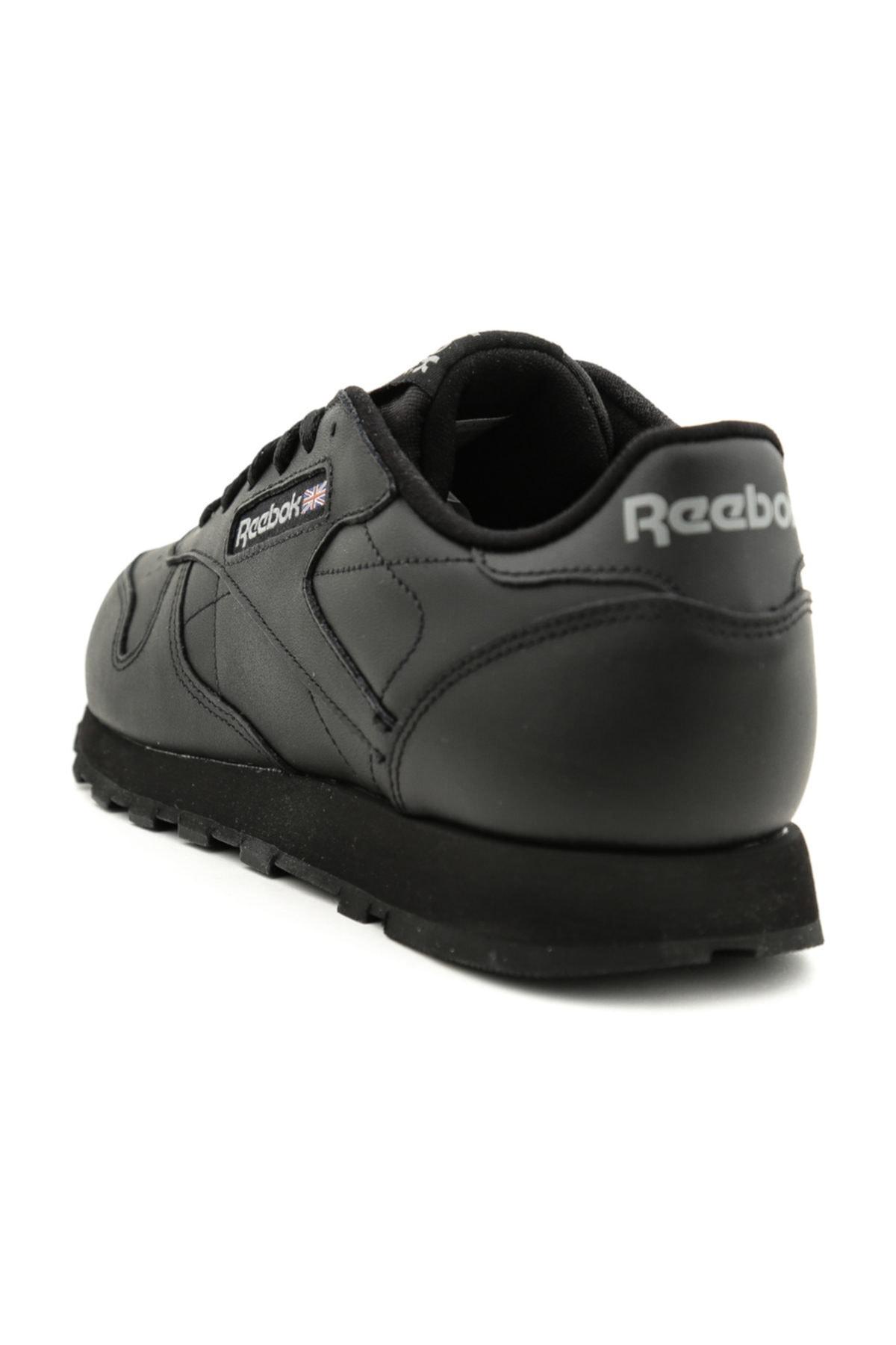 Reebok 003912-K Reebok Cl Lthr Kadın Spor Ayakkabı Siyah 2