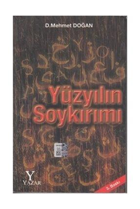 Yazar Yayınları Yüzyılın Soykırımı - D. Mehmet Doğan
