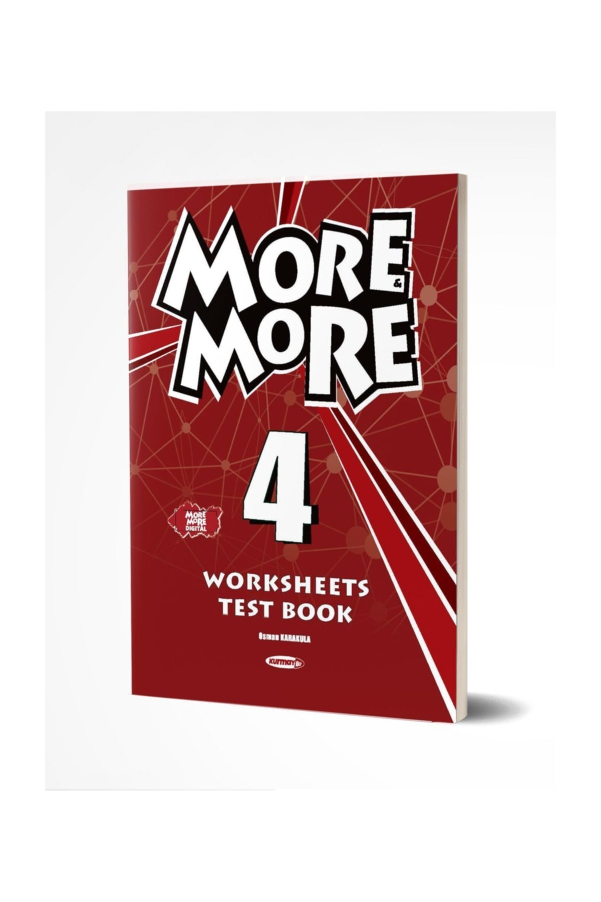 Kurmay Yayınları ?Kurmay ELT More and More Worksheets Test Book 4 1