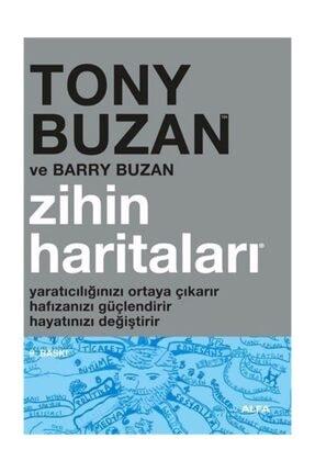 Alfa Yayınları Zihin Haritaları Tony Buzan - Barry Buzan,Tony Buzan