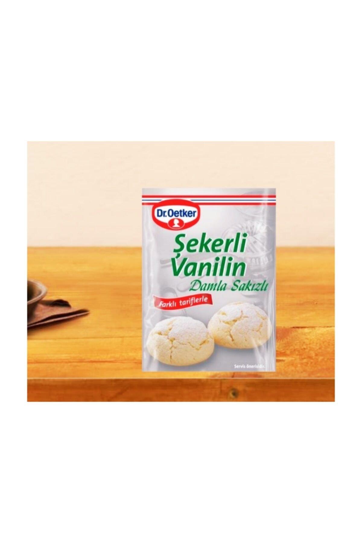 Dr. Oetker Damla Sakızlı Şekerli Vanilin 1