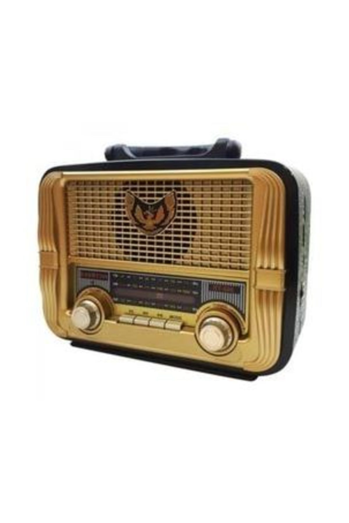 Everton Rt-806bt Usb-sd-fm-bluetooth Nostaljik Radyo 1
