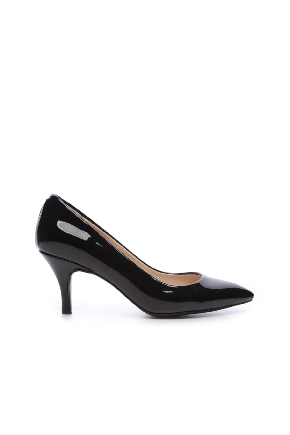 KEMAL TANCA Kadın Vegan Stiletto Ayakkabı 723 2701 BN AYK Y19 1
