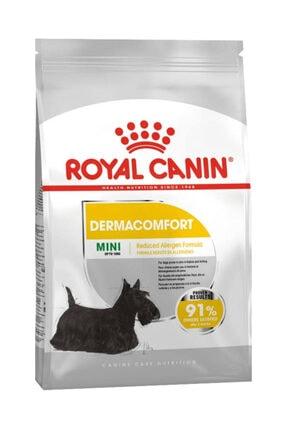 Royal Canin Mini Dermacomfort Hassas Tüyler İçin Mama 3 kg