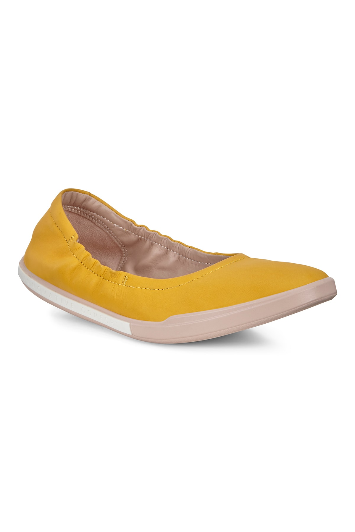 Ecco Kadın Casual Ayakkabı Simpil Ii W Merigold Sari 208833