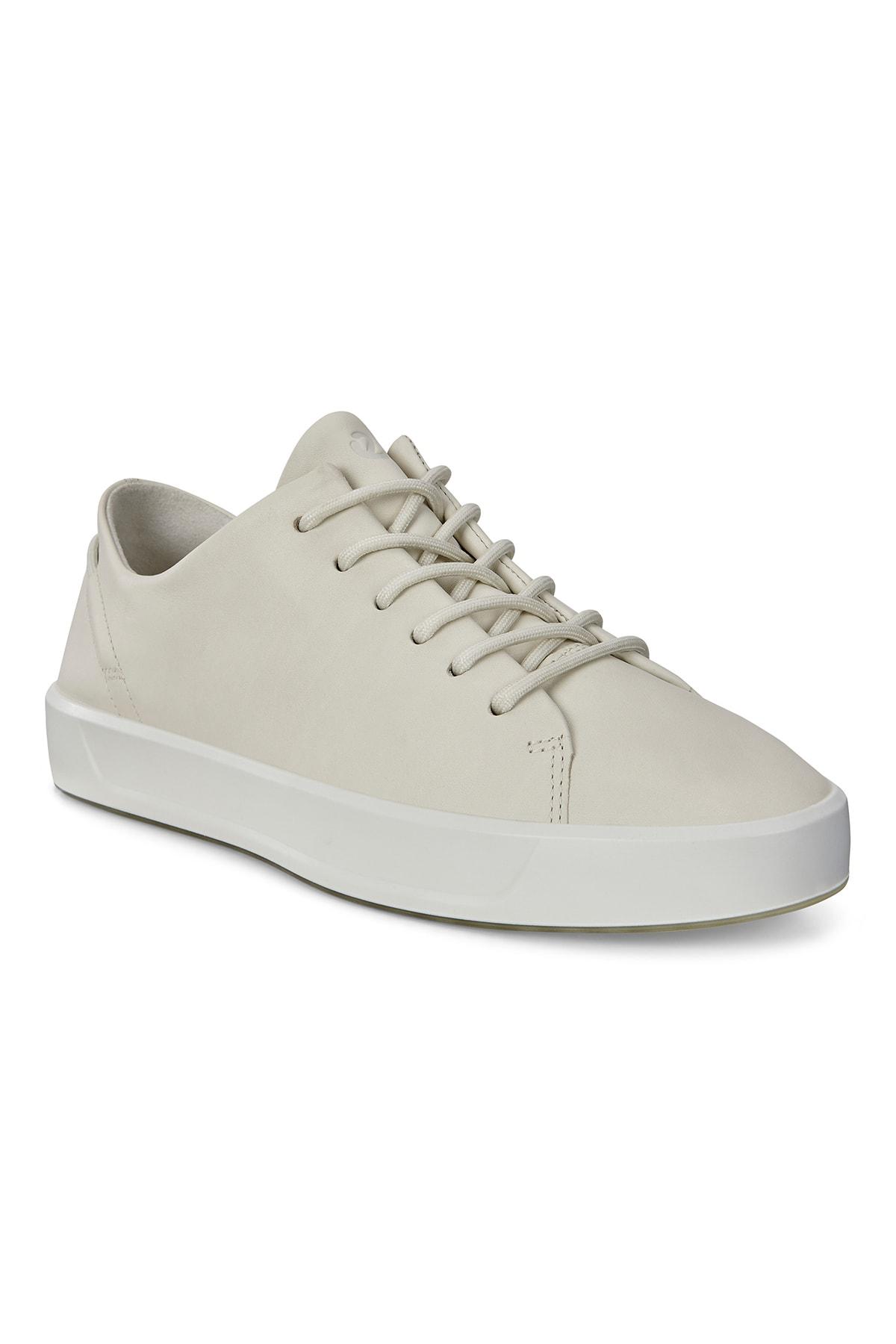 Ecco Kadın Sneaker Soft 8 W Shadow White Beyaz 450843