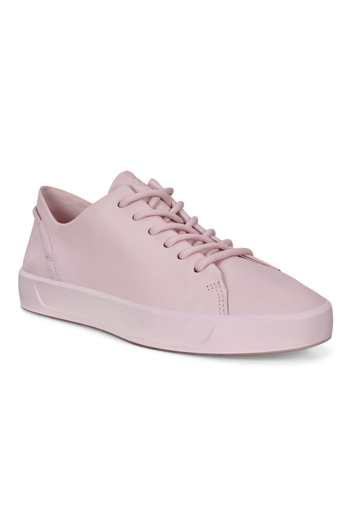 Ecco Kadın Sneaker Soft 8 W Blossom Rose Pembe 450843