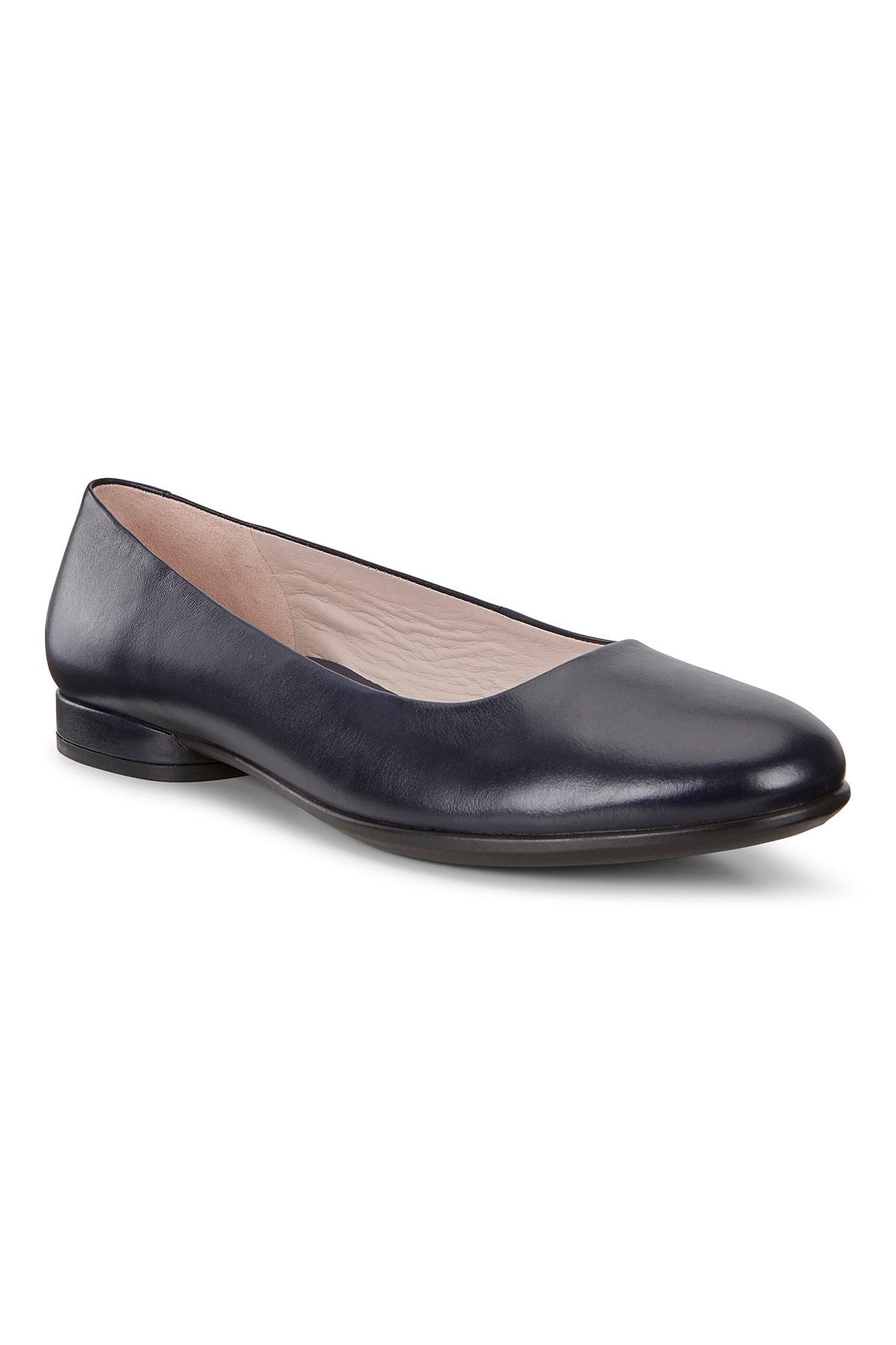 Ecco Kadın Klasik Ayakkabı Anine Night Sky Lacivert 208003