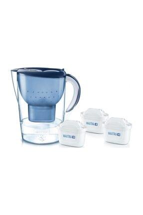 BRITA Marella Xl Mavi Su Arıtmalı Sürahi -toplam 3 Maxtra + Plus Filtrel