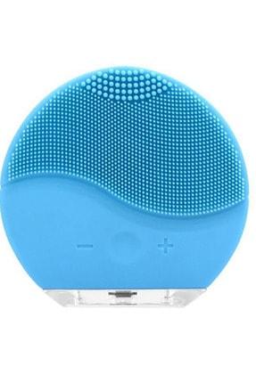 QNİAY Forever Luna Mini 2 Pearlpink Cilt Temizleme Cihazı Mavi