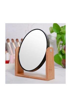 YOYOSO Bambu Ağacı Oval Masa Üstü Ayna