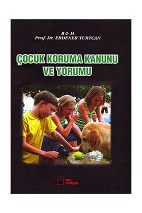 Kare Yayınları - Ders Kitapları Çocuk Koruma Kanunu ve Yorumu