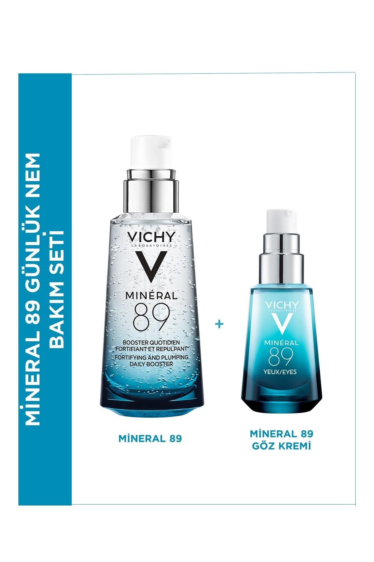 Vichy Mineral 89 Günlük Nem Bakımı Seti  8681689318369