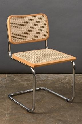 Sandalye Online Cesca Hasır Iskandinav Sandalye Natural