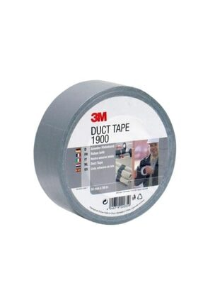 3M 1900 Tamir Bandı Duct Tape 3900 50mmx50mt Gri
