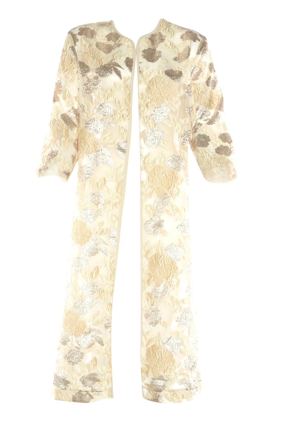 İpekyol Kadın Altın Pardesü IS1190011035 1