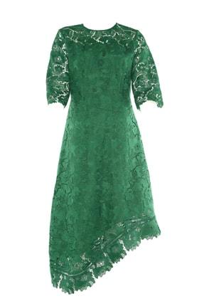 İpekyol Kadın K.Yesıl Elbise IS1190002195