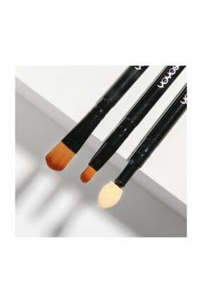 YOYOSO 5'li Makyaj Fırçası-Yedek Far Fırçalı