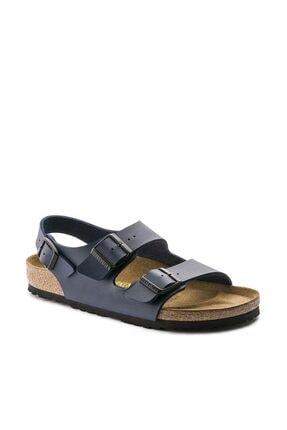 Birkenstock Mılano Mavi Sandalet 00034753