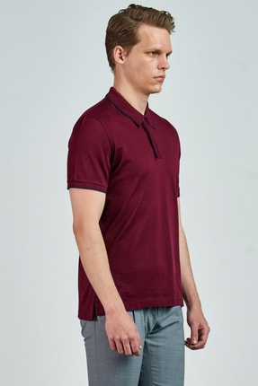 Giovane Gentile Erkek Kırmızı T-Shirt LC0655202138