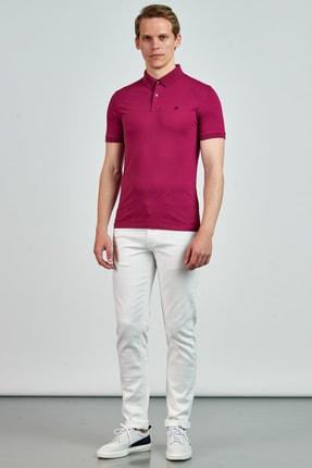 Giovane Gentile Erkek Mor Giovane G. Designers T-Shirt GC06GZ201851