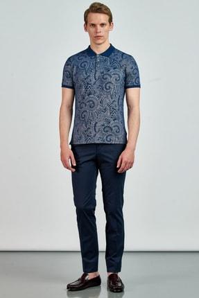 Giovane Gentile Erkek Turkuaz Giovane G. Designers T-Shirt GC0656201915