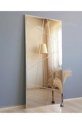Vivense Neostill-Bronz Ayna Dekoratif Desenli Duvar Salon Boy A309-D
