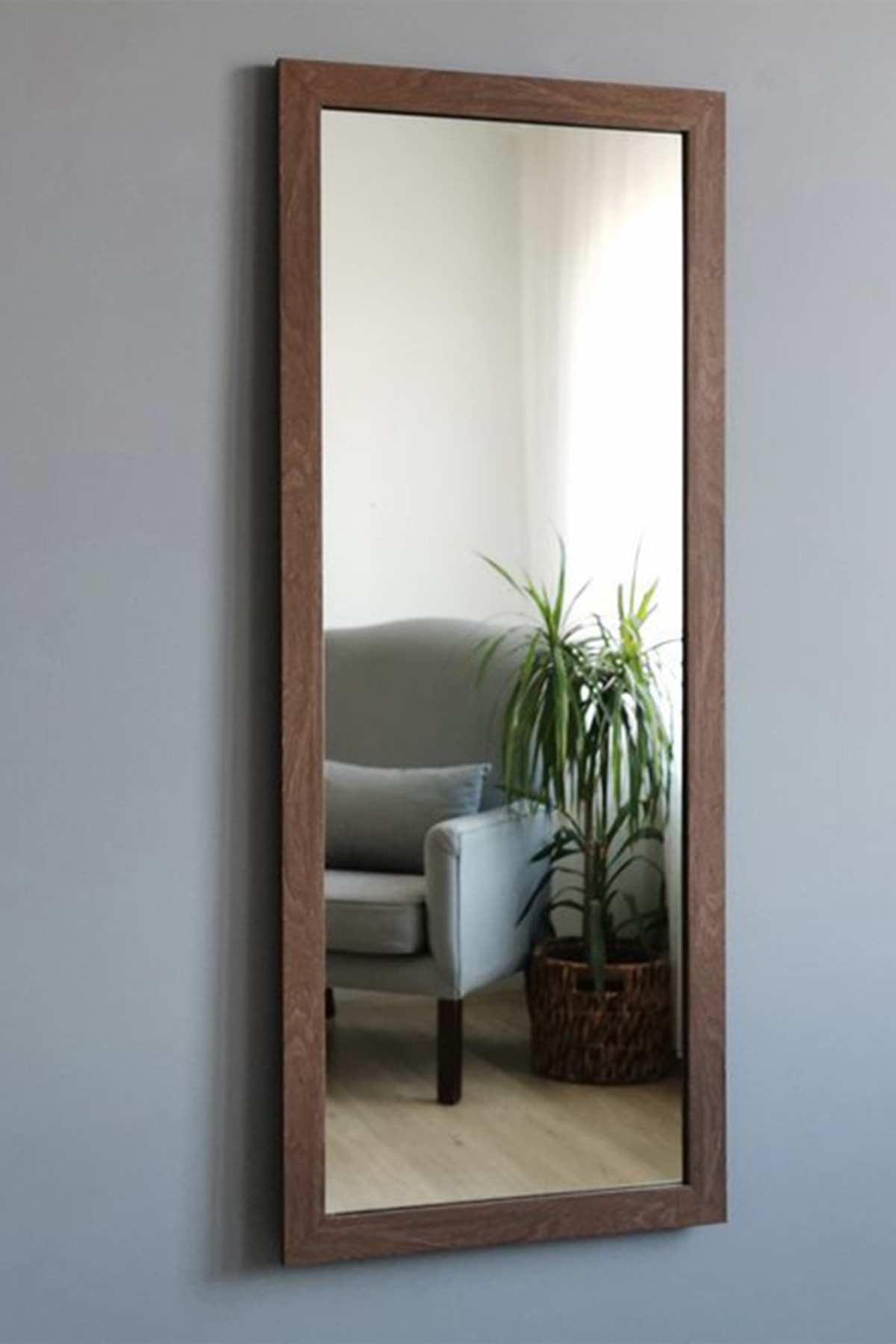 Vivense Neostill - 45X110 Cm Dekoratif Duvar Salon Ofis Boy Ayna A207