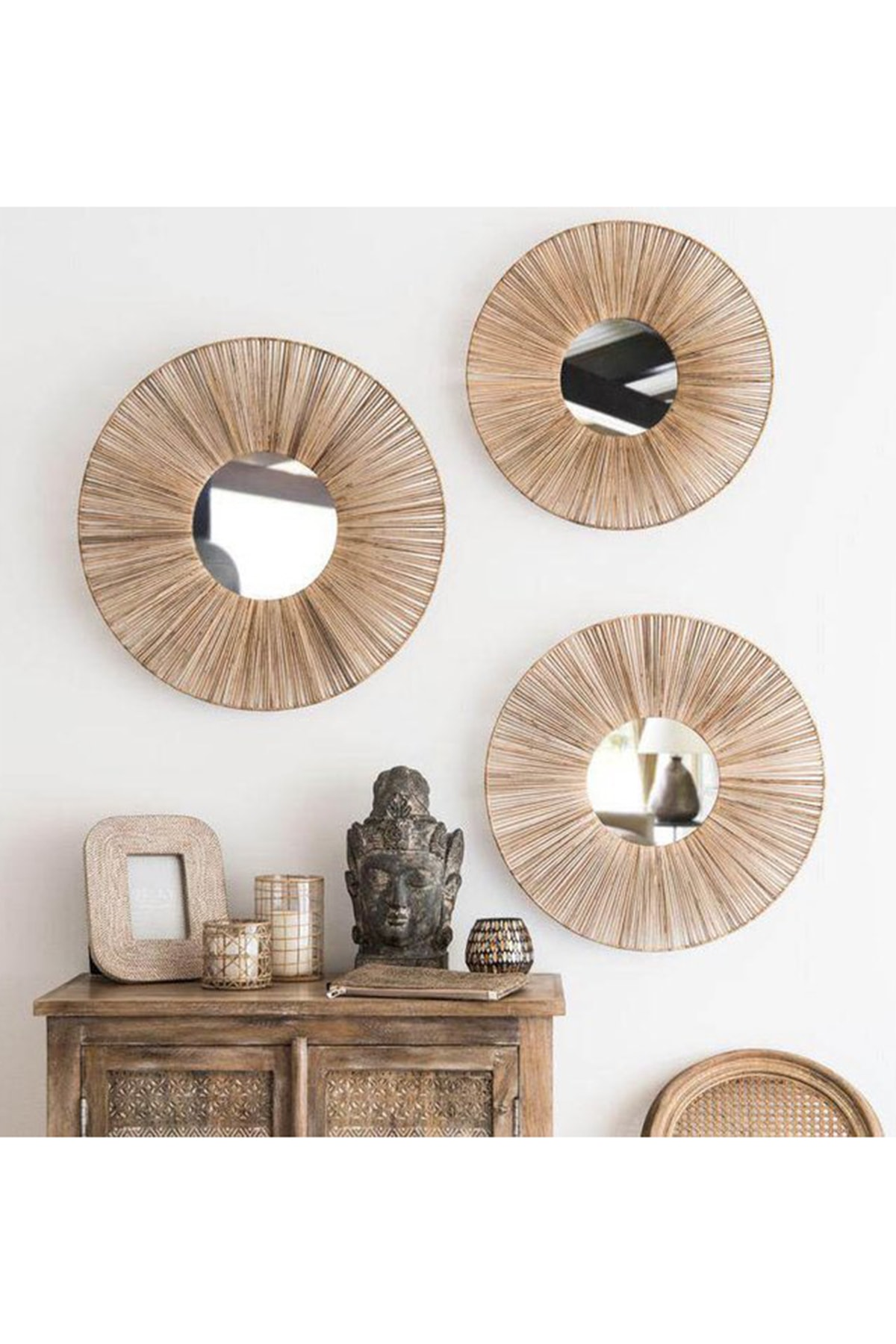 Vivense Paille Ayna-50 cm 1
