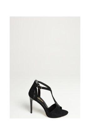 PUNTO Kadın Ayakkabı Siyah