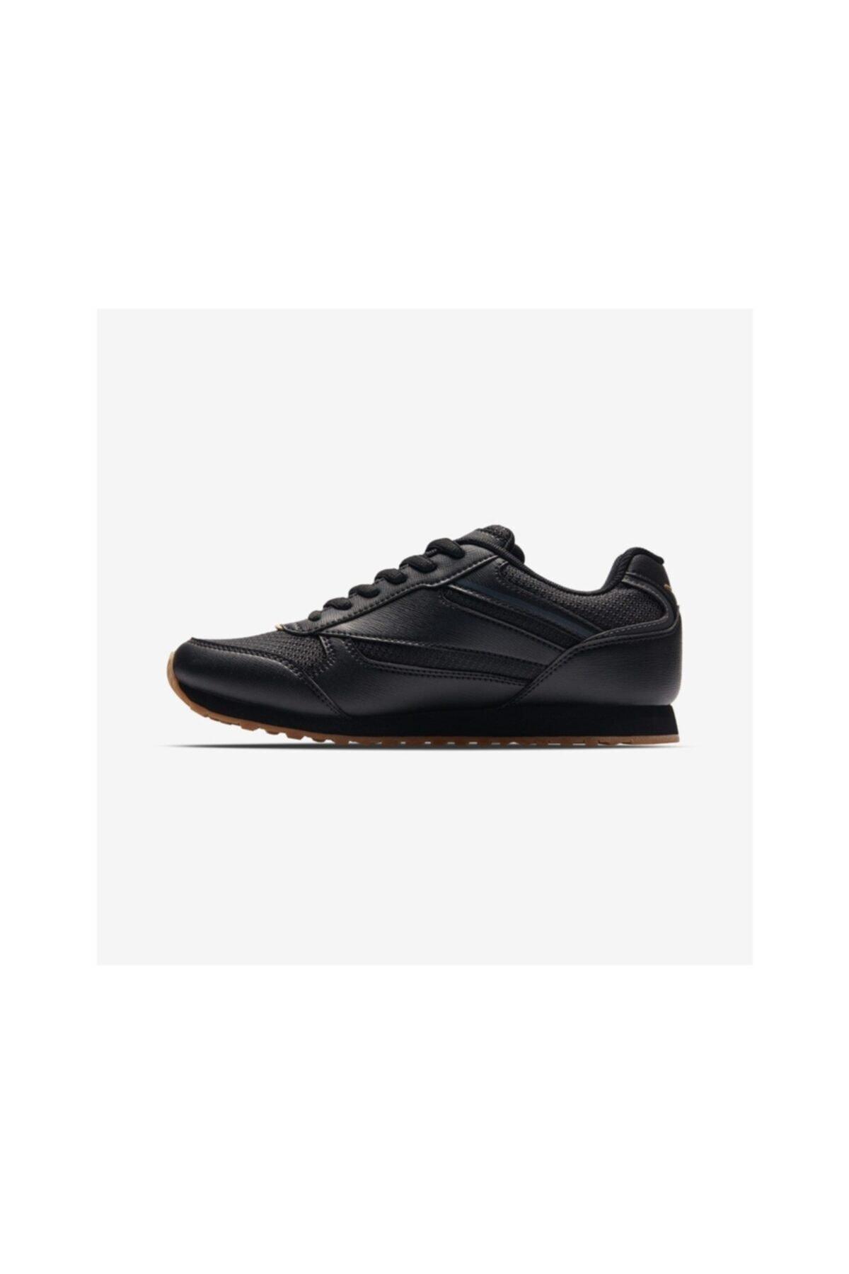 Lescon Kadın Siyah  Spor Casual Ayakkabı 2