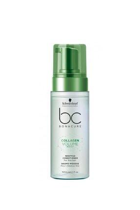 SCHWARZKOPF HAIR MASCARA Bc Collagen Volume Doğal Hacim Veren 150 ml Saç Köpüğü
