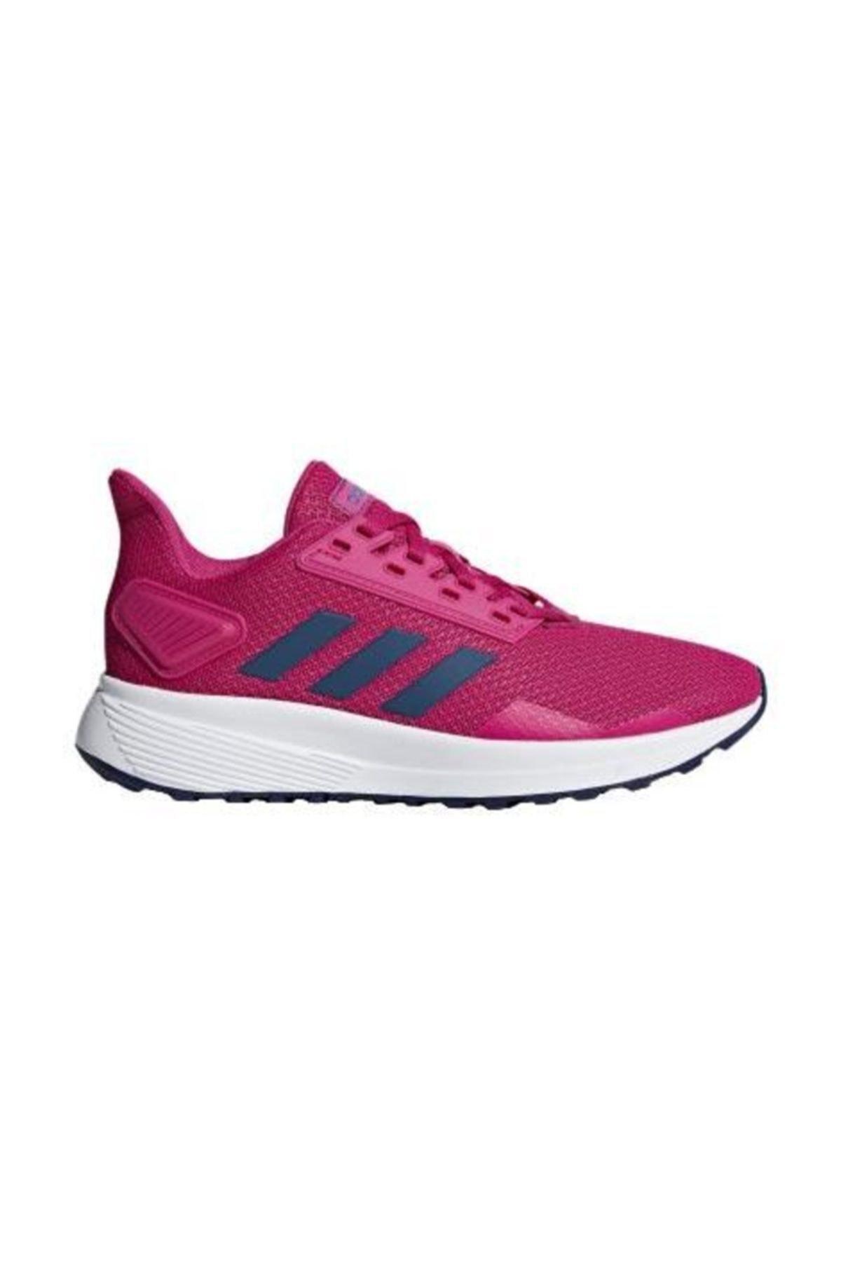 adidas DURAMO 9 K Pembe Kadın Koşu Ayakkabısı 100409040 2