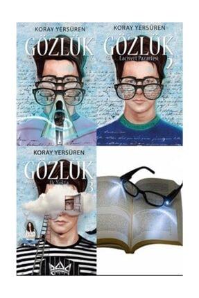 Ephesus Gözlük & Gözlük 2 & Gözlük 3 Koray Yersüren Artı Kitap Okuma Gözlüğü