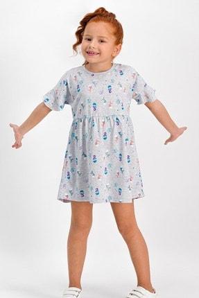 ROLY POLY Mermaid Karmelanj Kız Çocuk Homewear Elbise
