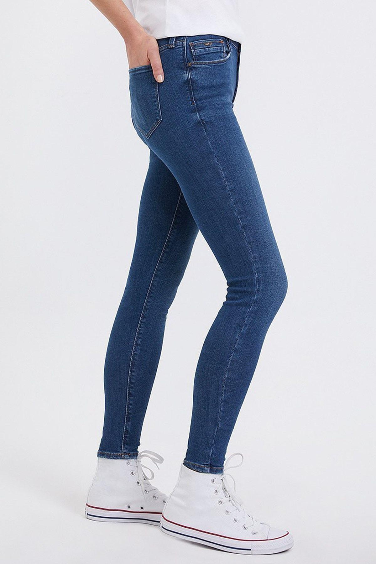 Loft Kadın Nicole Arya Jean Pantolon 2