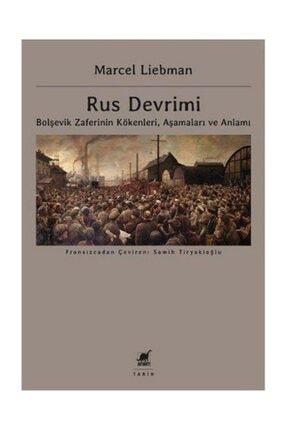 Ayrıntı Yayınları Rus Devrimi Marcel Liebman - Marcel Liebman
