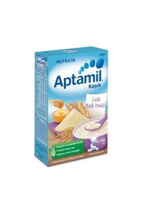 Aptamil Kaşık Mama Sütlü Ballı Irmikli 250 gr.